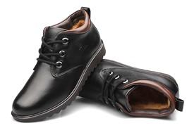 Зимняя мужская обувь с Aliexpress