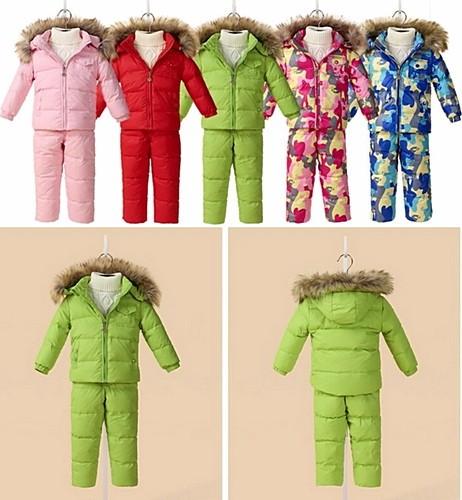 алиэкспресс детские зимние костюмы