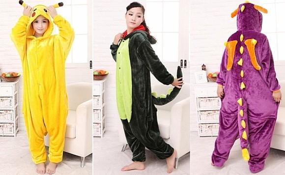 алиэкспресс пижамы в виде животных