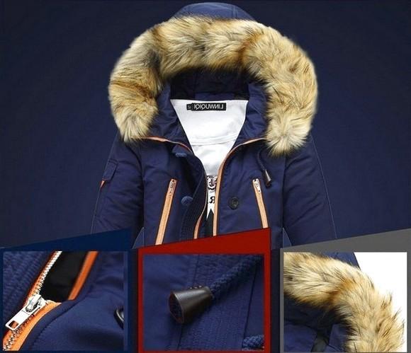 куртки парки мужские зимние