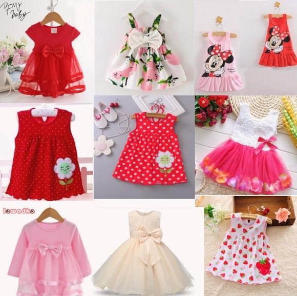 Детские платья на АлиЭкспресс