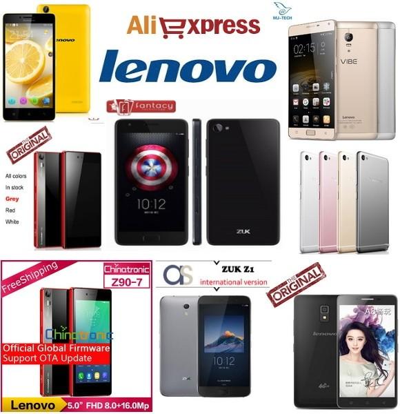 Lenovo Aliexpress
