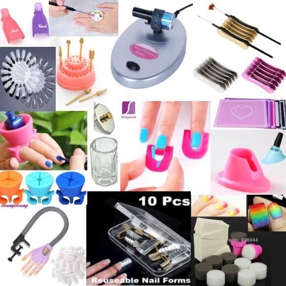 Оборудование для дизайна ногтей