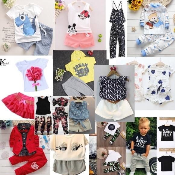 Детская одежда АлиЭкспресс