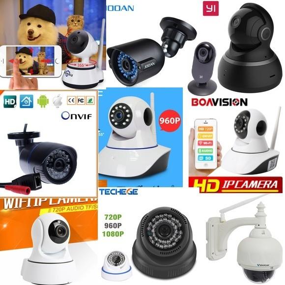 Камера видеонаблюдения АлиЭкспресс