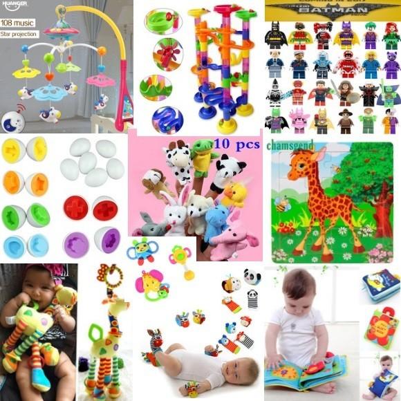 Детские игрушки на АлиЭкспресс