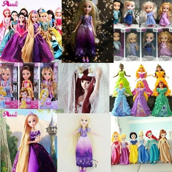 Куклы Рапунцель