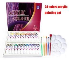 Акриловые краски на АлиЭкспресс