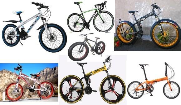 Велосипеды на АлиЭкспресс