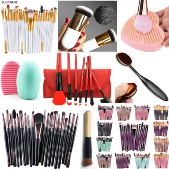 Кисточки для макияжа Aliexpress
