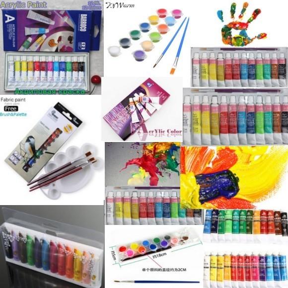 Краски на Aliexpress