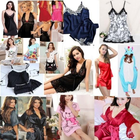 Пижамы на Aliexpress