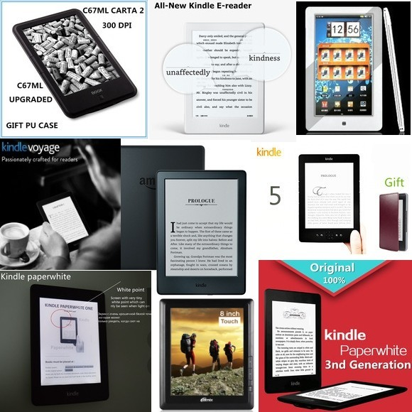 Электронная книга на АлиЭкспресс