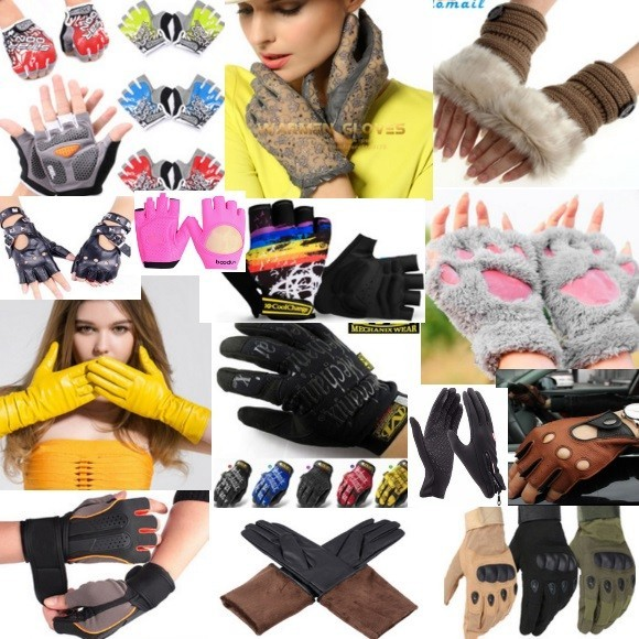 Перчатки на АлиЭкспресс