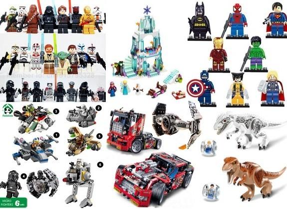 Lego aliexpress