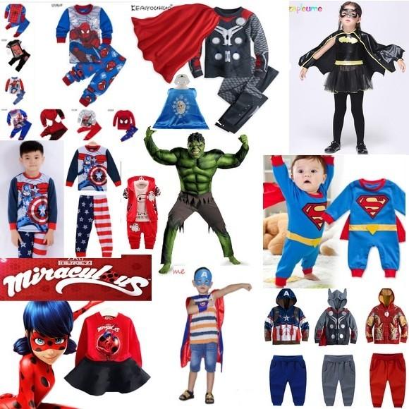 Купить костюм героя
