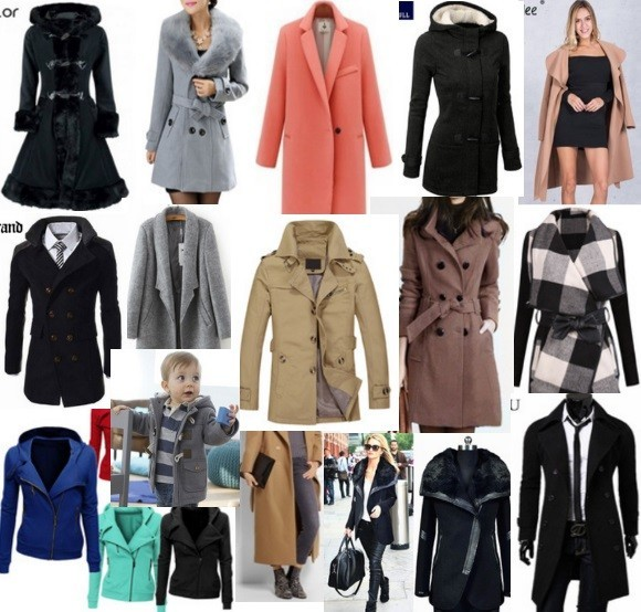 Купить пальто на АлиЭкспресс
