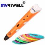 3д ручка Myriwell на Алиэкспресс