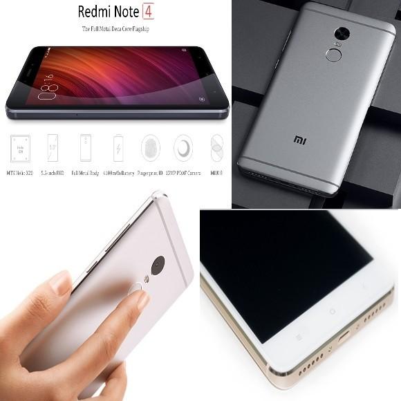 Смартфон xiaomi redmi note 4 pro