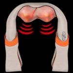 Электрический массажер для спины и шеи