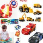 Игрушки для мальчиков на Алиэкспресс